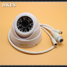 HKES Wholesale 16pcs/lot IP Camera 720P HD audio recording CCTV Home Surveillance Security cameras P2P Mobile Remote View