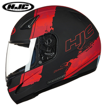 Authentic New design HJC CS-14 motorcycle Full Face helmet automobile race helmet Free shipping