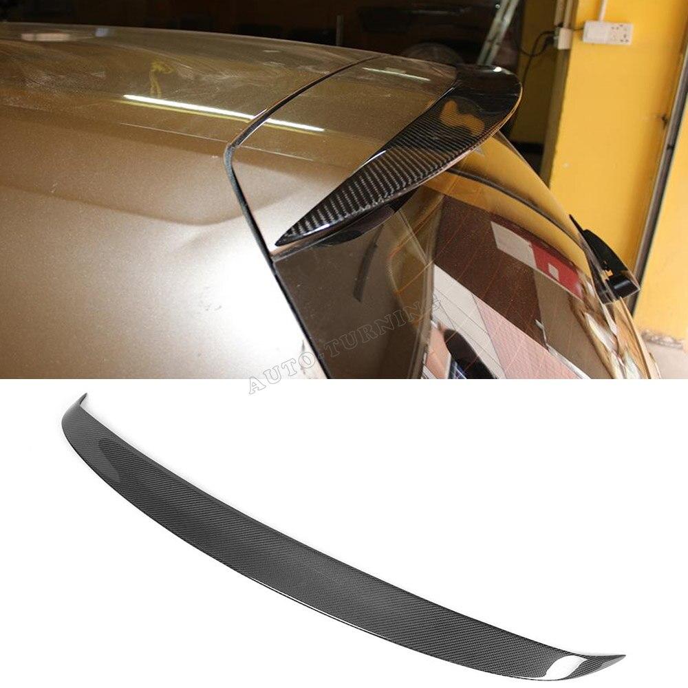 MK7 O Style Carbon Fiber Rear Wing  Boot Lip Spoiler For VW standard Golf7 Golf VII 2014<br><br>Aliexpress