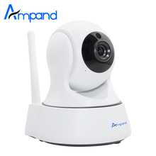 Ampand HD Wireless Security IP Camera WifiI Wi-fi R-Cut Night Vision Audio Recording Surveillance Network Indoor Baby Monitor