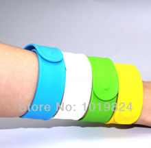 100% real capacity colorful bracelet wrist band  USB Flash drive  Memory Pen Drive Stick2GB 4GB 8GB 16GB S526