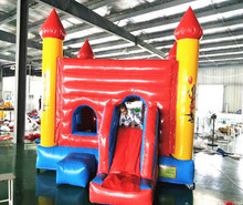Commercial bouncy castle ,mini inflatable bounce house , inflatable jumper(China)