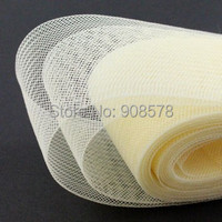 4''  Wide (10cm)  Crin Trimming  Horsehair Braid for Millinery 25yard Free Shipping