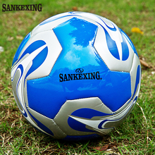 SANKEXING Brand 1*Football Winmax New Design 4mm PU Slip-Resistant Standard Size 5 Football Ball Soccer Ball Free shipping!(China)