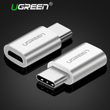 Buy Ugreen Micro USB USB C 3.1 Cable Adapter Type C Converter Xiaomi 4C Lg G5 Nexus 5x 6p Oneplus2 Macbook Type C Adapter for $2.96 in AliExpress store