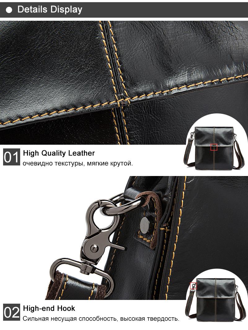 5 messenger shoulder bag