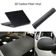 Buy Personalized 3D Carbon Fiber Car Sticker Car Body Modification Sticker Car Wrap Sheet for $1.20 in AliExpress store
