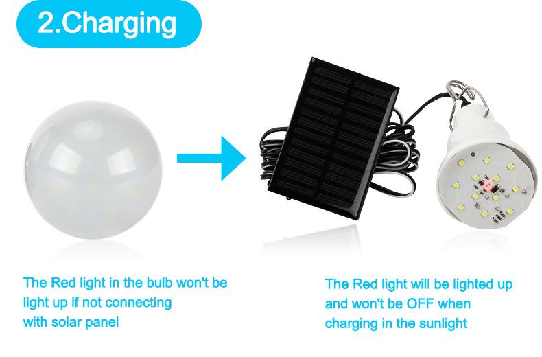 مصباح يعمل على الطاقة الشمسية 10