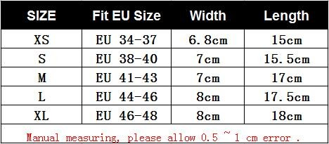 Size list