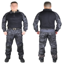 Kryptek Typhon Emerson Gen2 Combat uniform Tactical gear shirt and pants Suits Army BDU set  TYP Hunting Party Supplies
