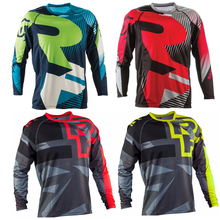 Cycling jerseys 2017 Hot Canadian RACEFACE seven AM DH/take custom long sleeve cycling jerseys downhill Cycling Wear Shirts mail