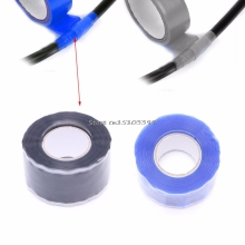 3m Waterproof Silicone Performance Repair Tape Bonding Rescue Self Fusing Hose Drop Ship(China)