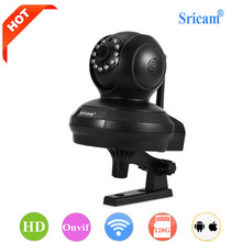 Original Sricam SP019 FHD1080P Wireless IP Camera H.264 High Resolution Support P2P CCTV WiFi Home Security IP PTZ Camera