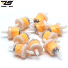 Buy ZS Racing 10Pcs/lot Car Dirt Pocket Bike Oil Filter Petrol Gas Gasoline Liquid Fuel Filter Scooter Motorcycle Motorbike Moto for $2.19 in AliExpress store