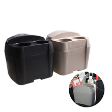 Car Water cup Drinks Holders garbage Stowing Tidying Accessories Supplies Gear Items Stuff Products