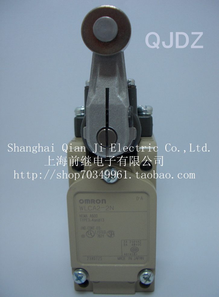 WLCA2-2N WLCA2-2N industrial control limit switch<br>
