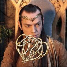 The Hobbit Elrond Goblin King Necklace  free shipping C465