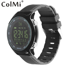 ColMi Smart Watch VS506 Waterproof 5ATM IP68 Pedometer Calorie Reminder Sport Men Band Wristband Smartband For Android iOS(China)