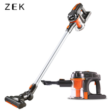 ZEK-A8 Stainless Fuselage Long Flat Nozzie  ZEK-A8 Wireless Handheld Vacuum Cleaner