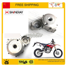X2 X2X 250cc shineray magneto coil cover right left side engine cover motorcycle parts free shipping
