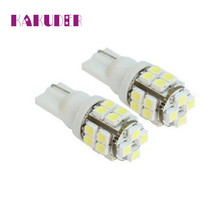 AUTO 2pcs 20-SMD T10 12V Replacement Dome CANBUS Error Free Car Light Bulb Interior LED Dome Light Bulb car styling Jul 22(China)