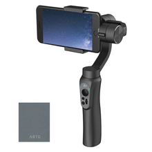 Presell Zhiyun SMOOTH Q 3-Axis Handheld Gimbal Portable Stabilizer for Smartphone gopro 3 4 Vertical Shooting