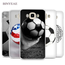BINYEAE football soccer ball design Cell Phone Case Cover for Samsung Galaxy J1 J2 J3 J5 J7 C5 C7 C9 E5 E7 2016 2017 Prime