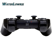 Waterlowrie SIXAXIS Wireless Bluetooth Controller Double vibration Gamepad With gyroscope and sensor for SONY PS3 Playstation 3