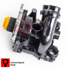 New Water Pump For VW Golf Jetta GTI Passat Tiguan 2.0T 1.8T 06H121026AF 06H121026BA, 06H121026CF, 06H121026CQ(China)