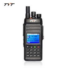 New TYT MD398 DMR Digital Walkie Talkie Waterproof IP67 Two Way Radio High Power 10W UHF 400-470MHz Portable Radio Communicator