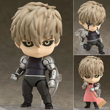 New Nendoroid #645 One Punch Man Genos Super Movable Edition Figure PVC Action Figure Gift Model Toys 10cm(China)