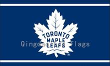 3x5ft Toronto Maple Leafs Logo Flag with  Metal Grommets