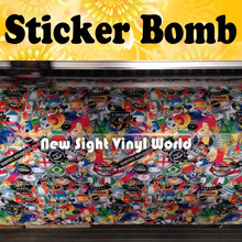 Soccer National Team Sticker Bomb Wrap Football Team Sticker Bombing Vinyl Film Bubble Free Size:1.50*30m/Roll(China)