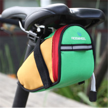 Buy ROSWHEEL MTB Road Mountain Bike Bags Outdoor Cycling Bicycle Saddle Bag Rear Bike Accessories Tail Pouch Package for $6.99 in AliExpress store