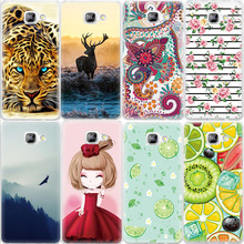 Fashion Pattern Cell Phone Case For Samsung Galaxy A3 A5 A7 J3 J5 J7 2016 Grand Prime G530 Soft TPU Silicone Cover Fundas Coque