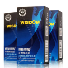 Buy Hot sell 10pcs males Condoms Natural Latex Penis Sleeve Lubrication big 3d Dotted Ultra-thin Condom Safer Contraception
