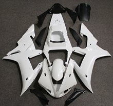 Motorcycle Full Fairing Kit Bodywork For Yamaha R1 YZF YZFR1 2002 - 2003 YZF-R1 02 03 Unpainted Fairings Injection Molding(China)