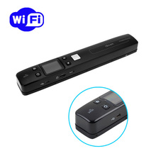 Wireless Wifi Digital Handyscan Portable Scanner Support USB Document Photo Scanner Wholesale Price(China)