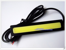 New Car Styling Ultra-short 17cm 4.37W/pc Parking/Running lights ,Car Light Source COB  for Ford Focus AP-019