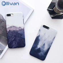 Buy OLLIVAN Clouds Case iPhone 6 6S Cover Vintage Landscape Painting TPU Capinha Cases iPhone 6 S Scenery Capa iPhone6 S for $2.33 in AliExpress store