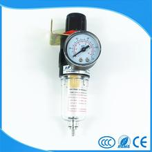 AFR-2000 Air Filter Regulator Compressor Pressure reducing valve Oil water separation source treatment unit