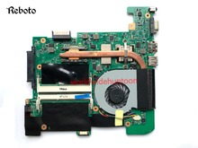 High Quality Fully Tested Used Laptop Motherboard With Fan For Asus Eee 1215N/VX6 PC REV:1.4 DDR3(China)