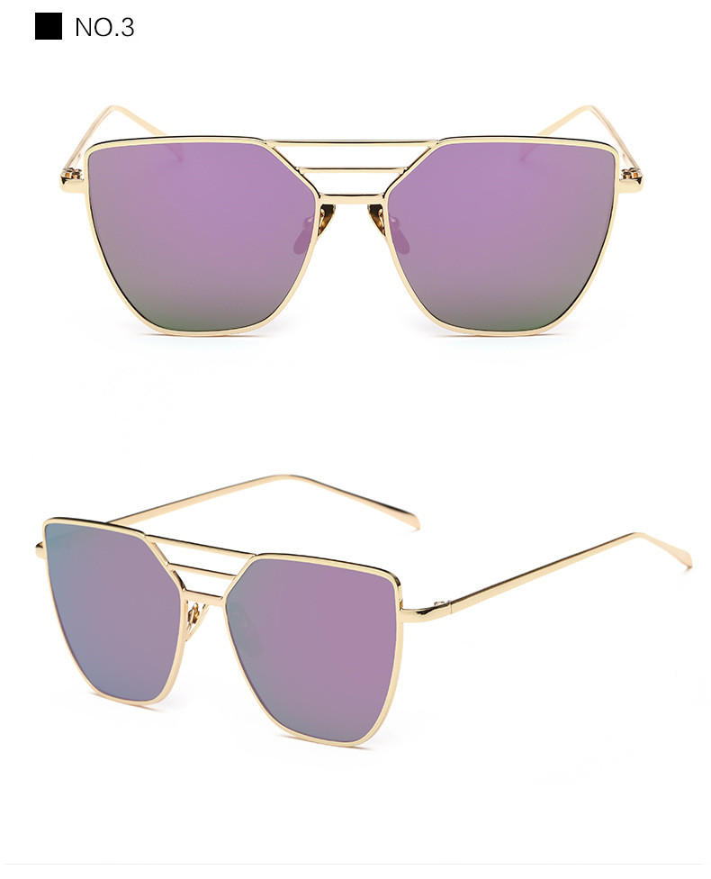 High Quality Cat Eye Sunglasses Women Brand Designer Driving Summer Sun Glasses Women Female Lady Sunglass Mirror Vintage Retro (11)