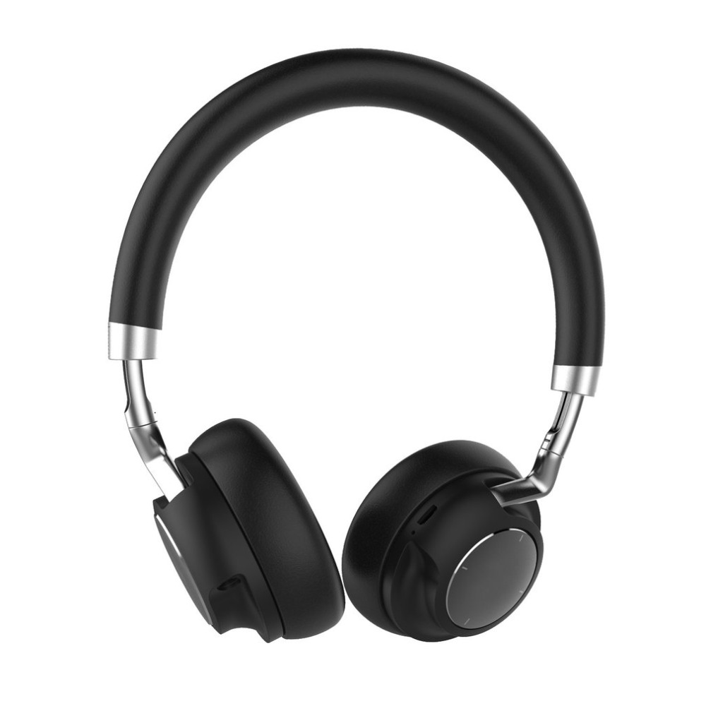 Wireless Bluetooth Headphones Earphones HiFi Stereo Headset Built-in Mic Hand-free Earmuff Earphone For Phone Tablet PC Computer<br>