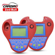 2017 Smart mini Zed Bull with Super Mini ZedBull Key Transponder Programmer no token limited(China)