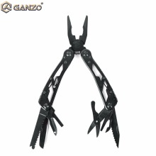 Original GANZO Multi Tool Knife pliers 22in1 EDC hand tool pliers,440C,58HRC G202B G202 multifunctional hand folding plier(China)