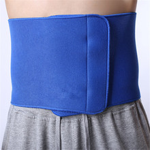 20*95cm Thicken Back Waist Support Health Care Lumbar Warmer Brace Belt for Sport Basketball Braces&Supports LT020(China)