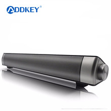 ADDKEY 10W Bluetooth Speaker Sound Bar Wireless Subwoofer Soundbar Receiver Stereo Super Bass Loudspeaker For iphone TV Phone