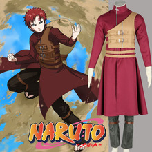 hot anime Naruto cosplay costume adult men Gaara Cosplay Costume outfit Gaara cosplay Halloween costumes adult men
