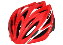 GUB M1 In Mold with visor high cost performance bike helmet L size 55-61cm 21vents light helmet 5 colors